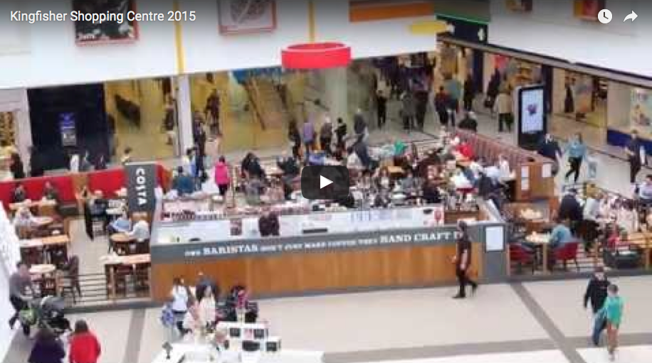 Kingfisher Centre Video