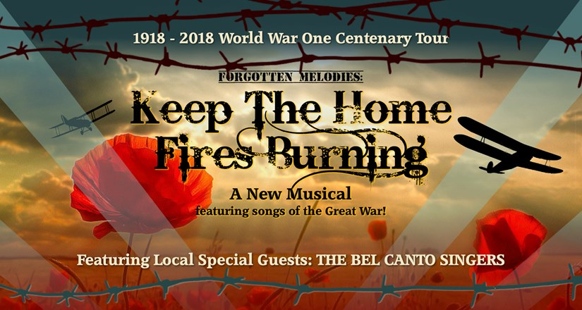 Forgotten Melodies: Keep The Home Fires Burning