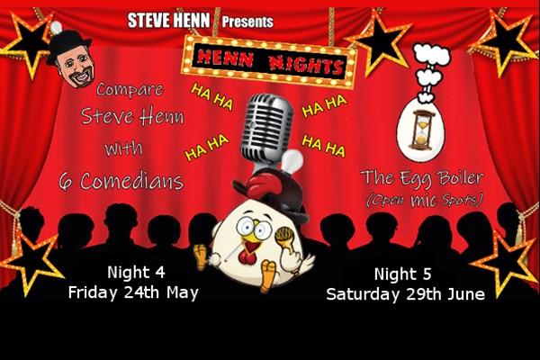 Steve Henns Henn Nights