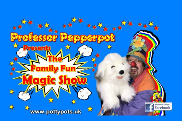 Professor Pepperpot - Family Magic Show