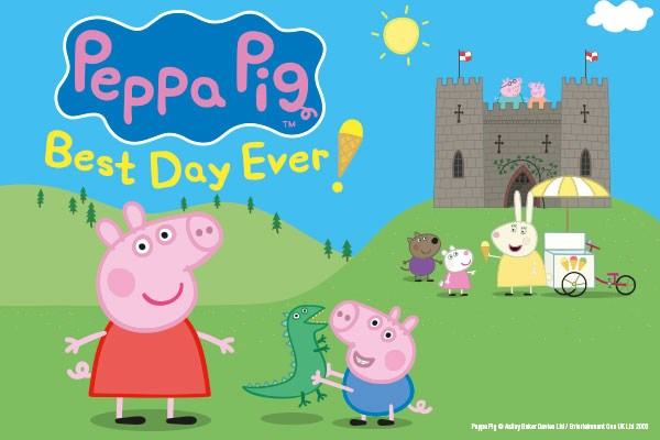 Peppa Pigs Best Ever Day