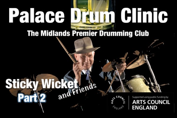 Palace Drum Clinic Nov 2019