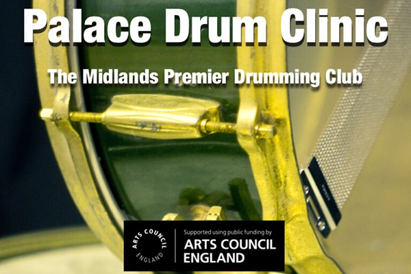 Palace Drum Clinic March 2020