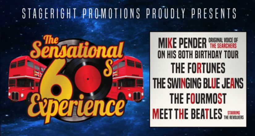 The Sensational 60s Experience 2020