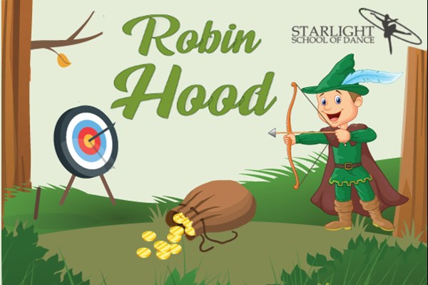 Starlight School of Dance - Robin Hood