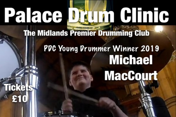 Palace Drum Clinic Feb 2020