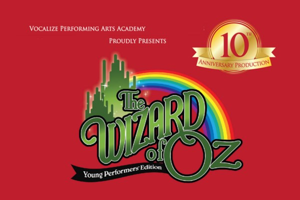 Vocalize 10th Anniversary 'Wizard Of Oz'
