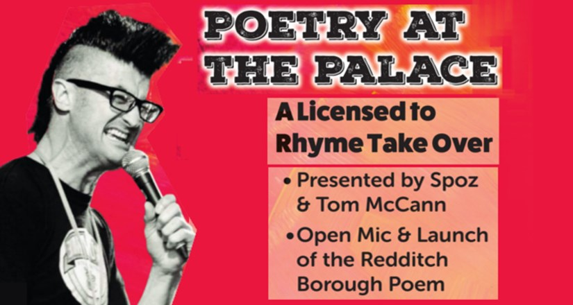 Poetry at The Palace