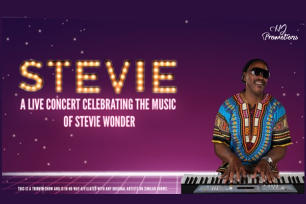 STEVIE - Music of Stevie Wonder