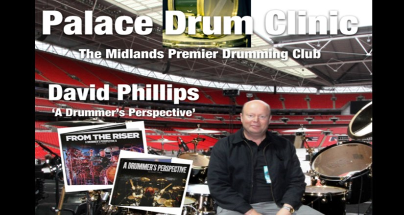 Palace Drum Clinic April 2020