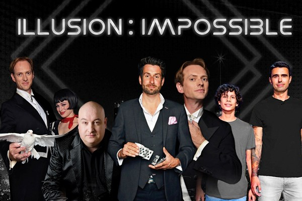 ILLUSION: IMPOSSIBLE